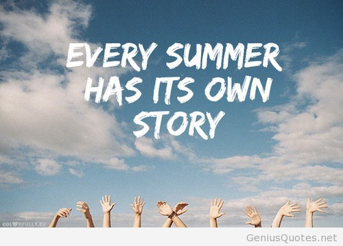 Cute Summer Quotes / Backgrounds #summervibes by Charlotte ...