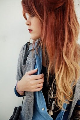 Really like this one, want it done for my hair😍👌