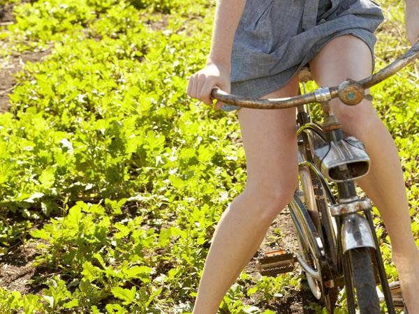 3. Take a 2-wheeled tour  A long weekend bike ride around your hometown will help you see the sights in a new light, all while you torch a ton of calories.