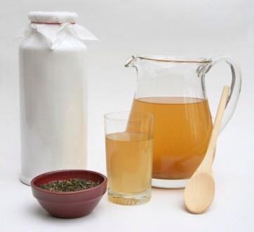 "Kombucha  This fermented drink brewed from tea may be ""the next big thing"" in probiotics. Drink it straight or add it to dressings, sauces, or marinades."