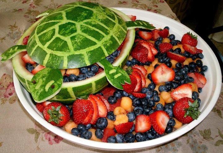 Fancy Fruit Bowl Ideas By Adeeba H Musely