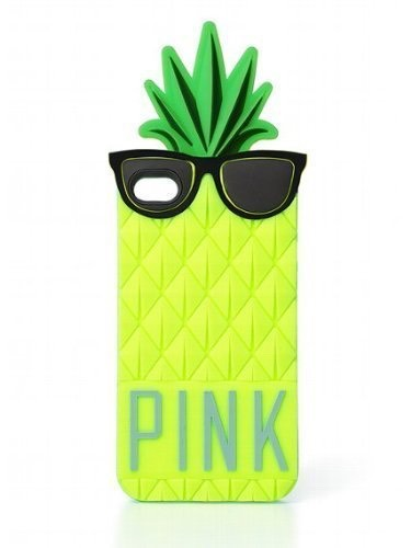 3D pineapple pattern iPhone 5 and 6. Sold on Amazon for $3.36