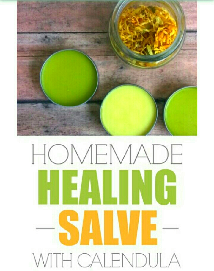 Heal diaper rashes, insect bites cuts and much more with this all in one healing salve!