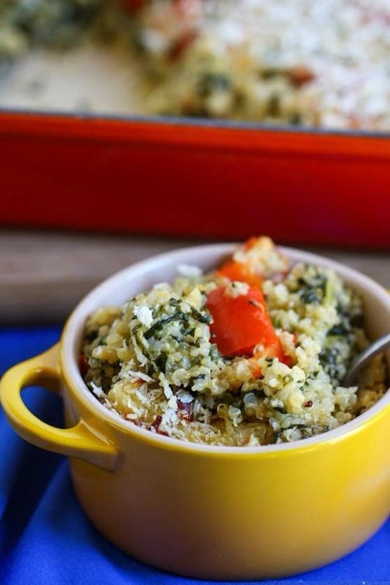 7. quinoa is the new rice