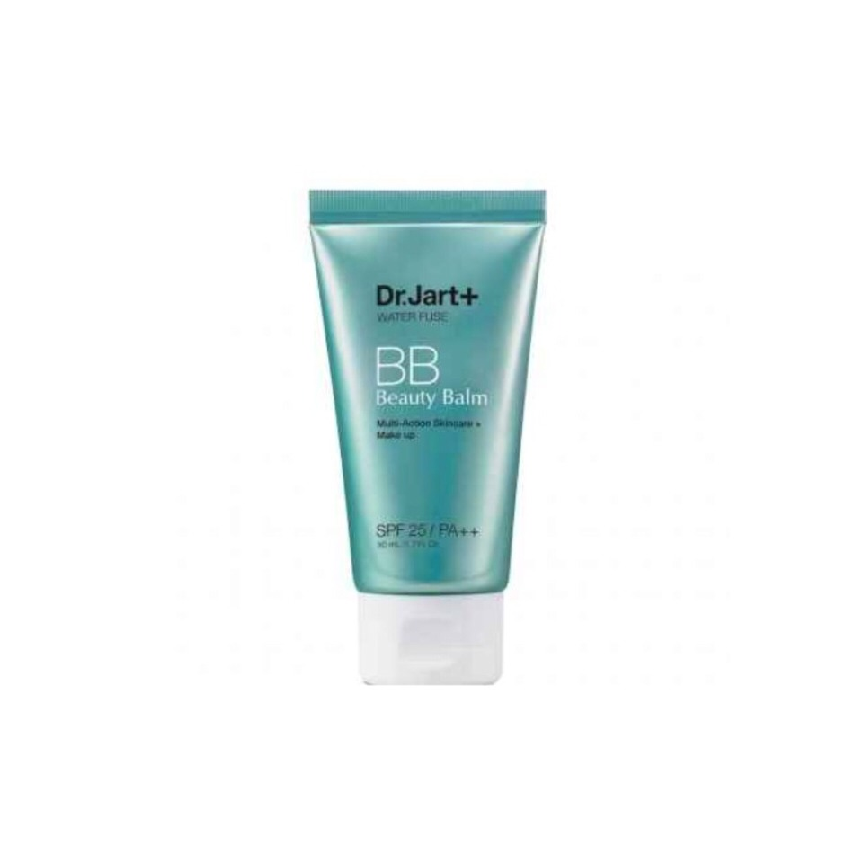 Dr. Jart+ Water Fuse Beauty Balm SPF 25+ A hydrating way to mask imperfections without foundation. $32 at Birchbox.