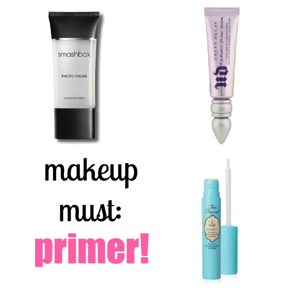 Apply a skin perfecting primer, even if you don't wear make up! It'll put an additional barrier on your skin, & help even out the tone/take away redness, fill in pores, and make your skin look so much smoother!