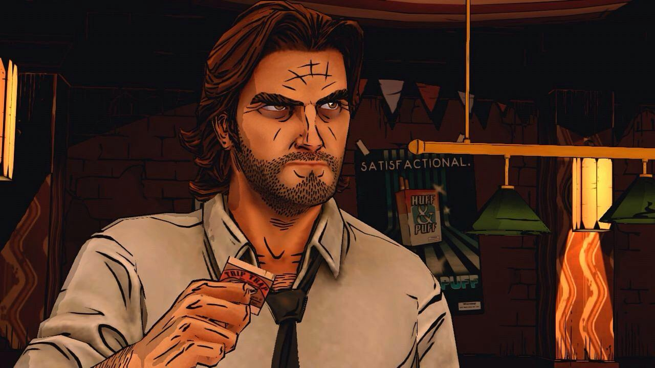 7.The wolf among us A tale including many different Disney characters however, not in their usual form.