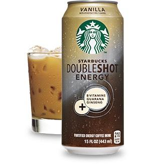 Doubleshot vanilla