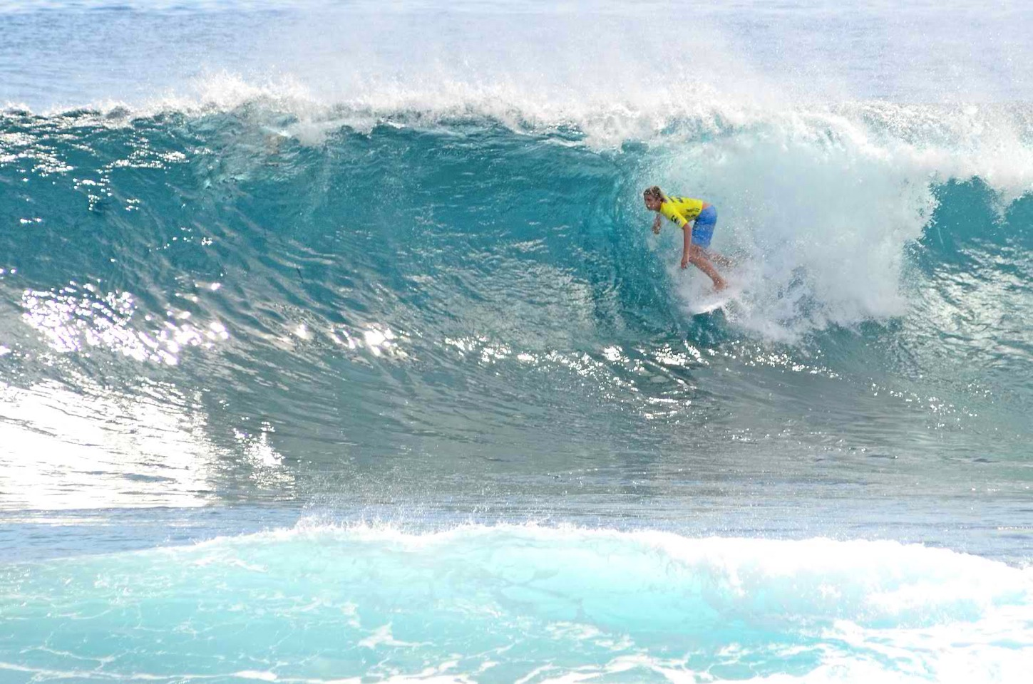 Siargao is one of the best known surfing waves in the Philippines