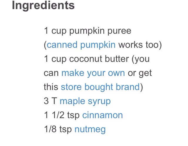 For the recipe for the homemade coconut butter check out my next tip👌👌it's so simple😍😍