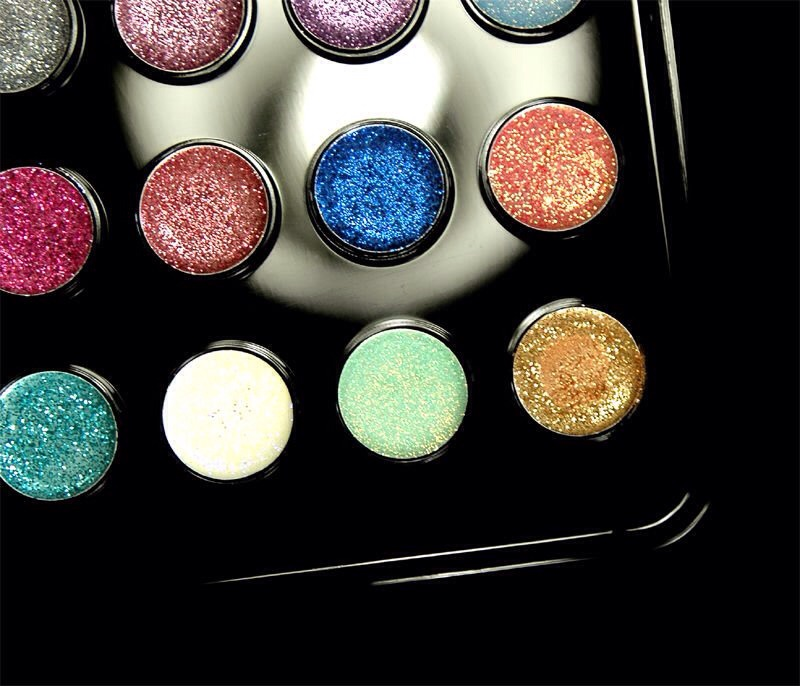 Lastly, if you want a sparkle around your eyes, use a sparkly shadow!