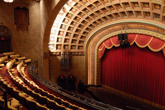 9.) Florida Theater, Florida  With one estimate placing the number of spirits here around 50, this is definitely Florida's most haunted locale. Of particular note is a video showing what is believed to be an apparition, something the SyFy channel attempted to debunk only to find supporting evidence