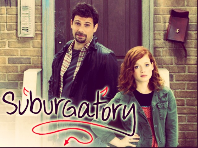 Suburgatory Very good series And funny. Is a sitcom