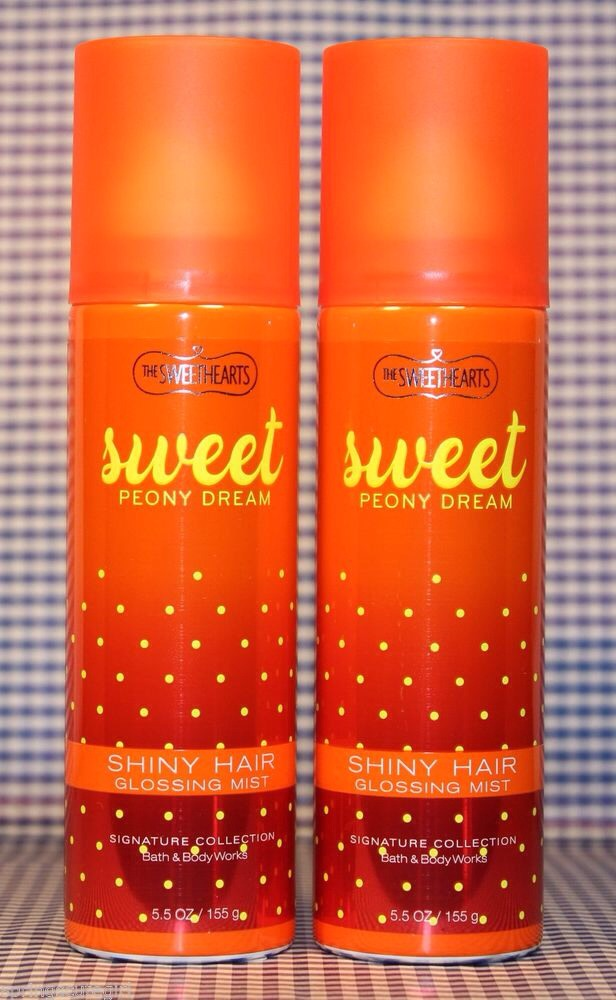 These sprays are my lifesavers! After I straighten my hair, I spray these on and bam! Instant shine! These hair sprays are made for adding gloss and shine to your hair. I got mine at bath and body works and absolutely love it!