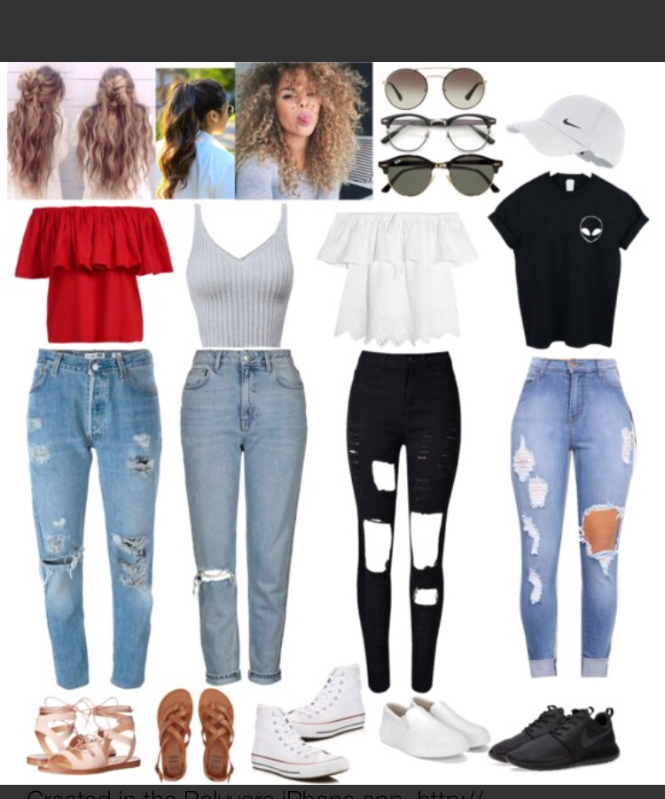 These outfit ideas arevery trendy, cute, and comfy