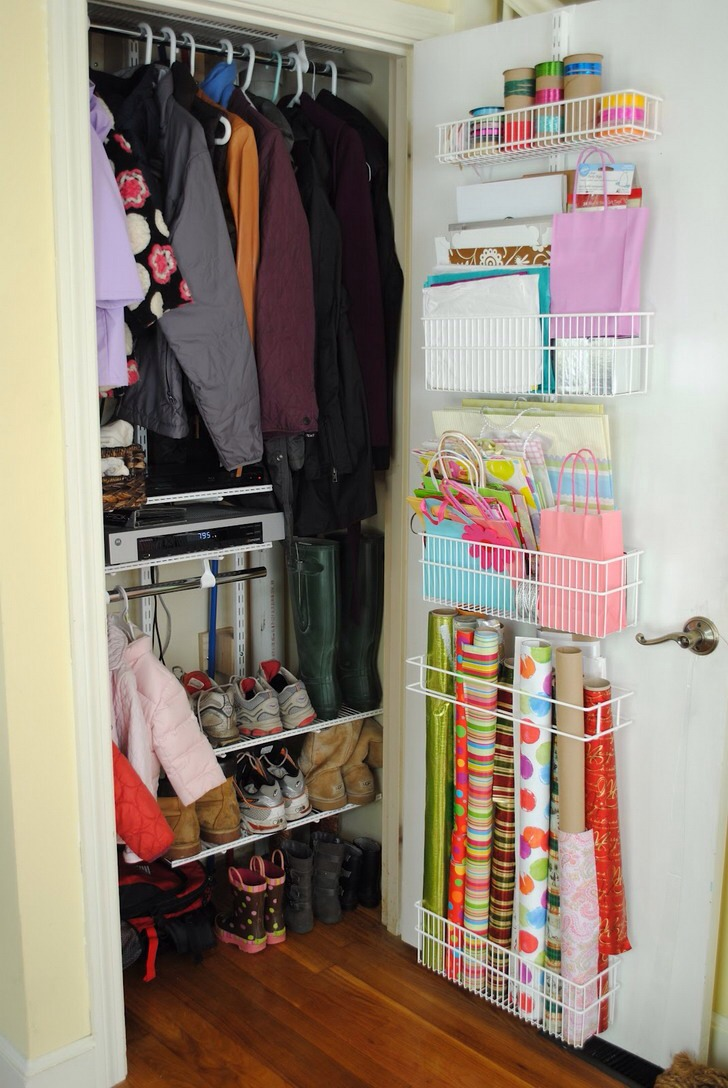 Musely for Extra closet storage