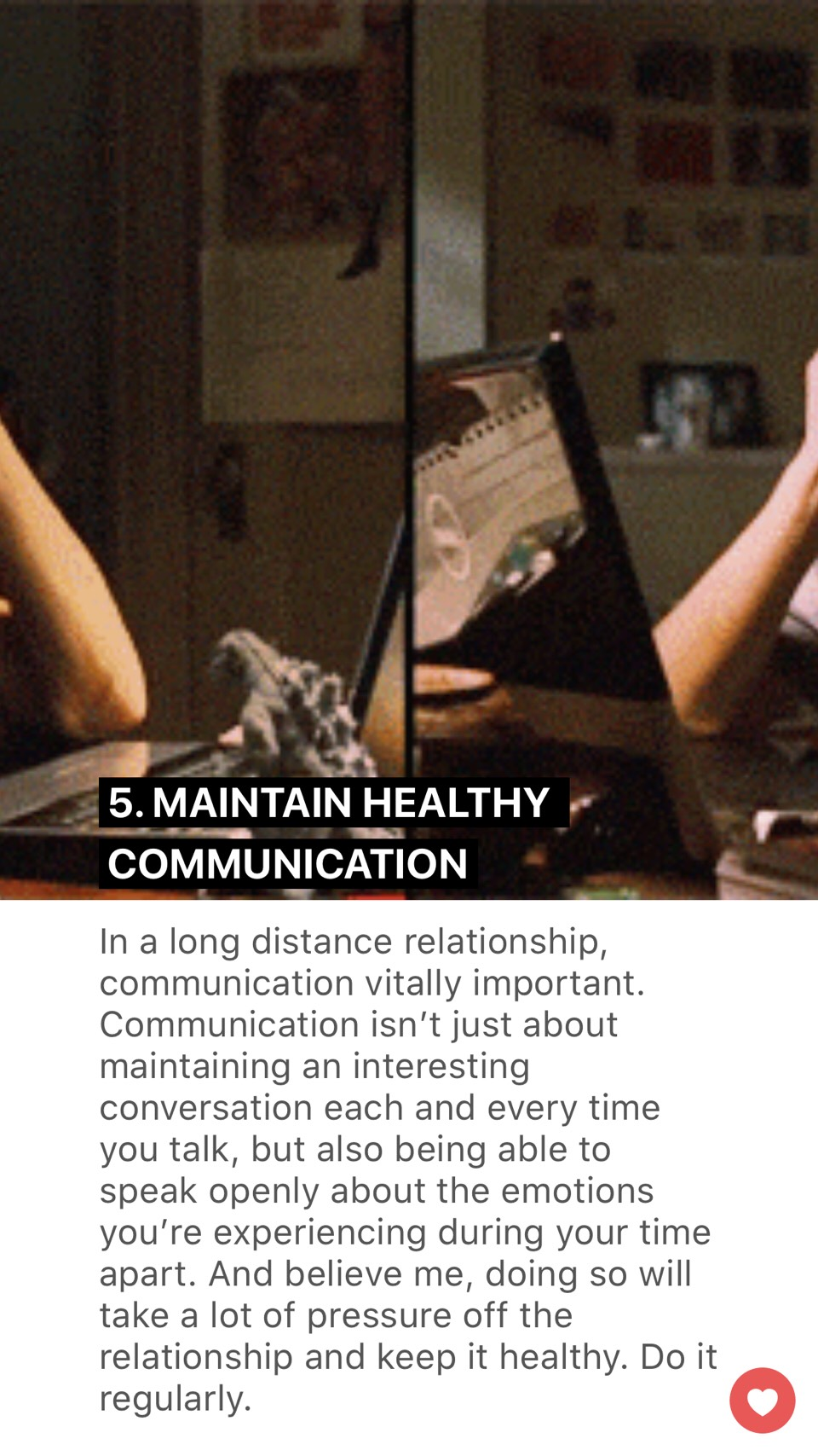TIPS ON LONG DISTANCE RELATIONSHIP by Mel Mel Ks 💋❤️💄 - Musely