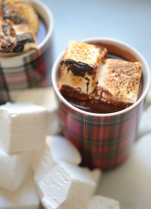 2. Decadent Hot Chocolate