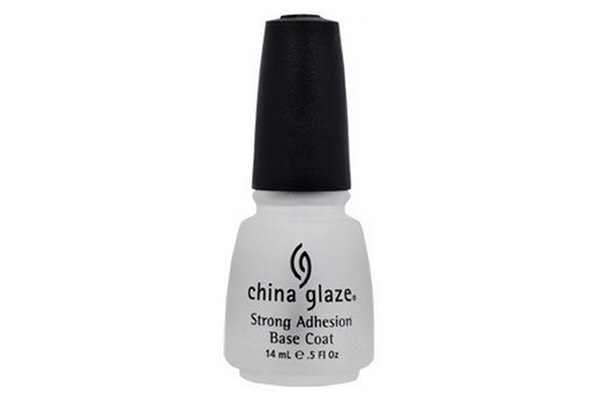 Start with a base coat. This will help the nail polish adhere to your nail and last longer