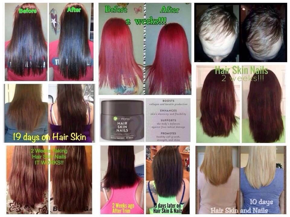 Want Your Hair Longer Within A Week By Trisha Pressly