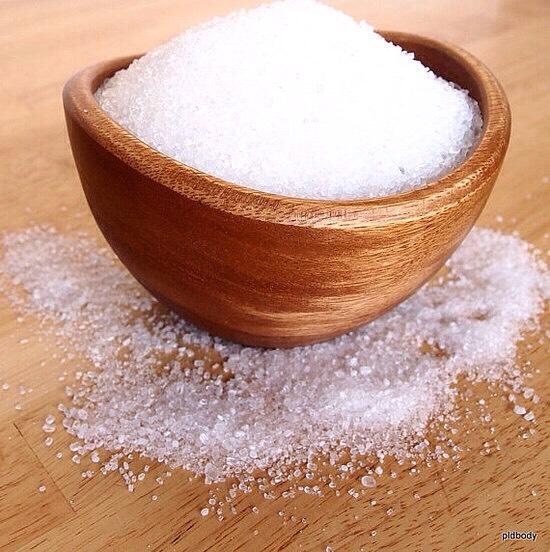 1 handful of epsom salt
