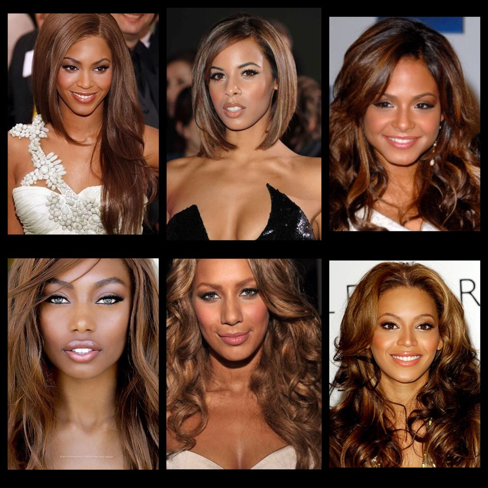 Musely what is the best brunette brown hair color for dark skin pmusecretfo Image collections