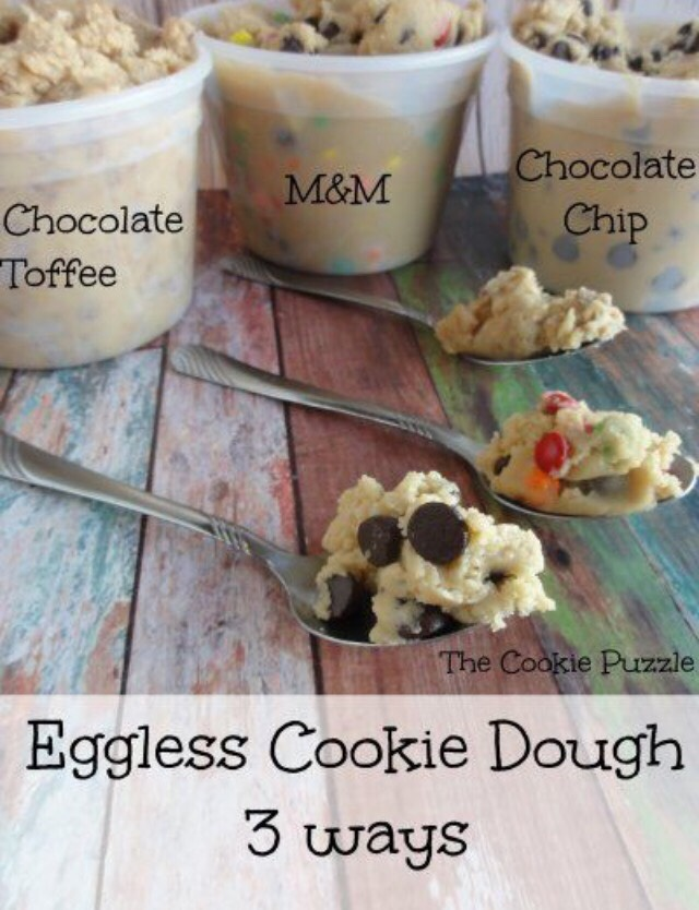 Ingredients-  -1/2 cup of butter -3/4 cup brown sugar -1 tsp vanilla -1/4 tsp salt -1 1/4 cup flour -2-4 tablespoons milk -1 cup chocolate chips, or m&ms