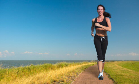 Exercising in the daytime helps you sleep better