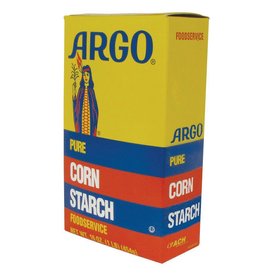 You will need some cornstarch.