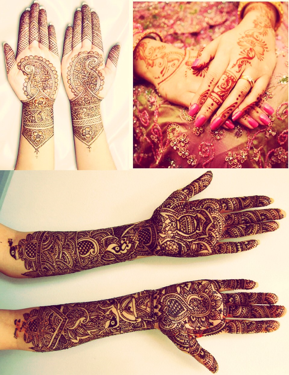 Henna Tattoo Tips : Musely
