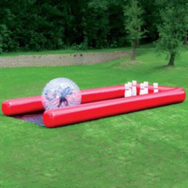 $5500.00 The Human Bowling Ball