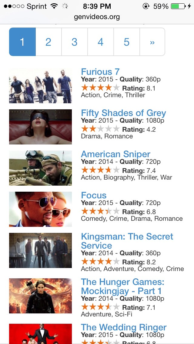 This website ; genvideos.co has many movies to wat h from that have been in theaters! Goodluck. 😁