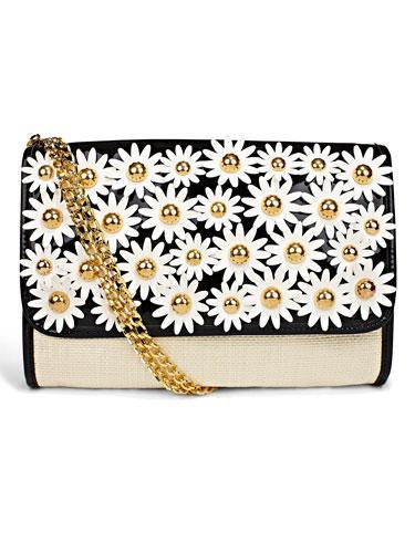 Daisy Purse Dip into the daisy print trend with an oh-so-cute bag.  Lulu by Lulu Guinness bag
