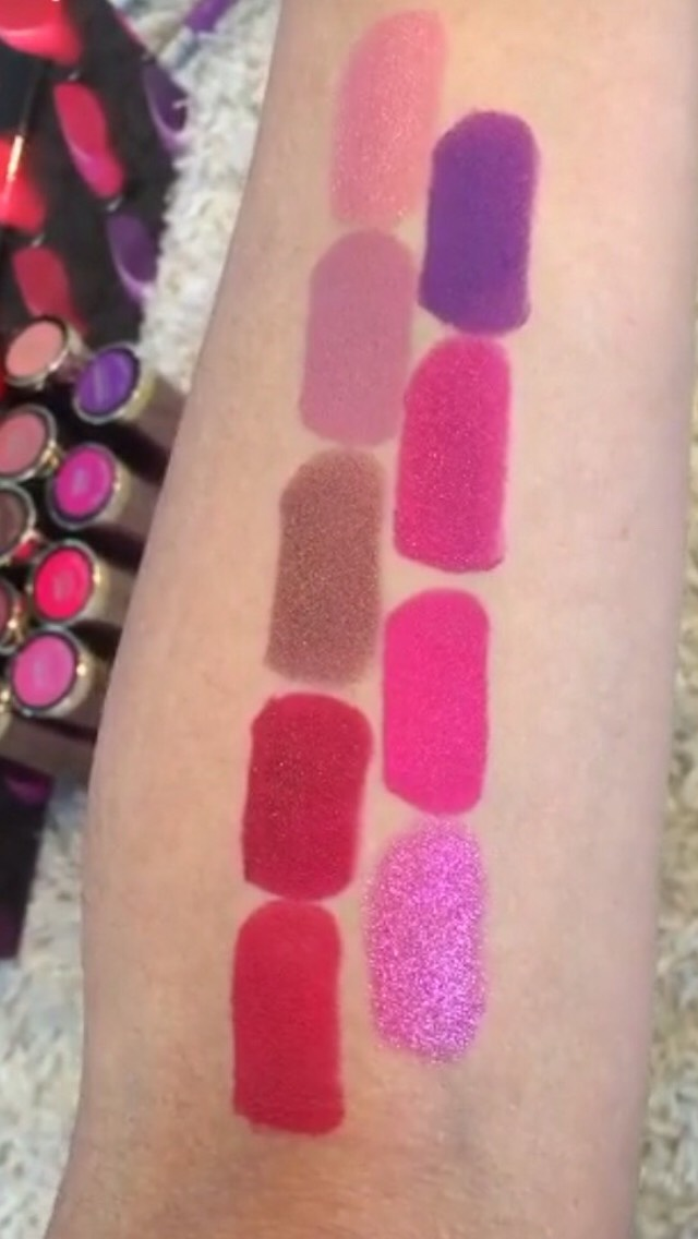 Swatched from the last pic!