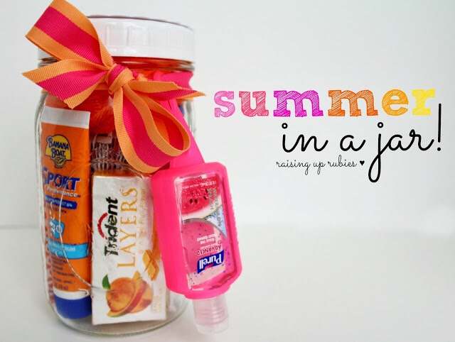 Light and fruity! For the taste and smell to remember summer in the depth of winter.