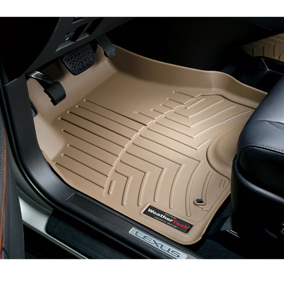 Order WeatherTech Floor Mats for his car!! Creative AND MADE IN THE USA!!!