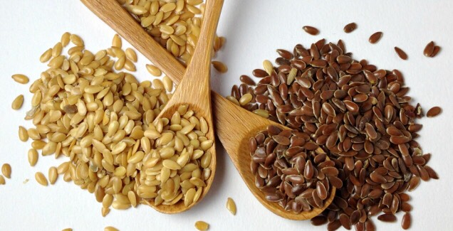 20. Flaxseed Also contains good fats for a good health