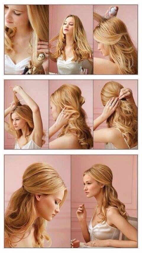 Musely cute hair tutorial 3 solutioingenieria Image collections