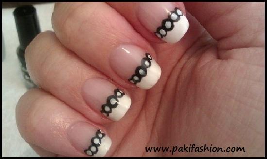 Black and white colour nail art gallery nail art and nail design black and white colour nail art image collections nail art and black and white colour nail prinsesfo Choice Image