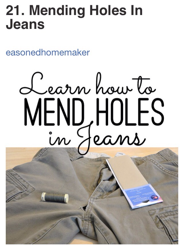 http://www.seasonedhomemaker.com/mending-holes-jeans/