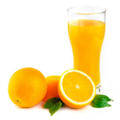 """Now add in a desirable amount of the best Orange Juice you can find. """"Simply Orange"""" is my first choice."""