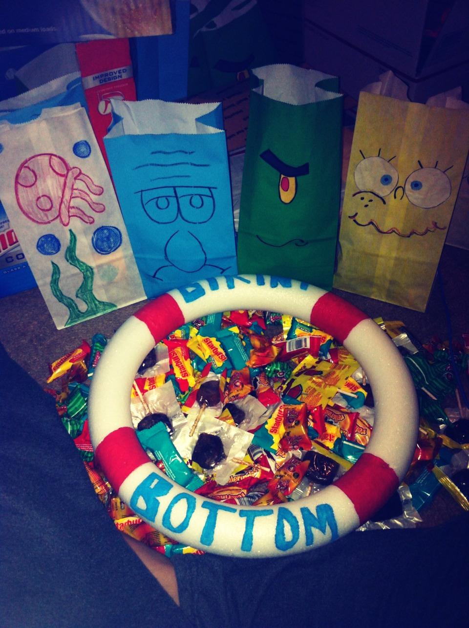DIY Spongebob Party Ideas