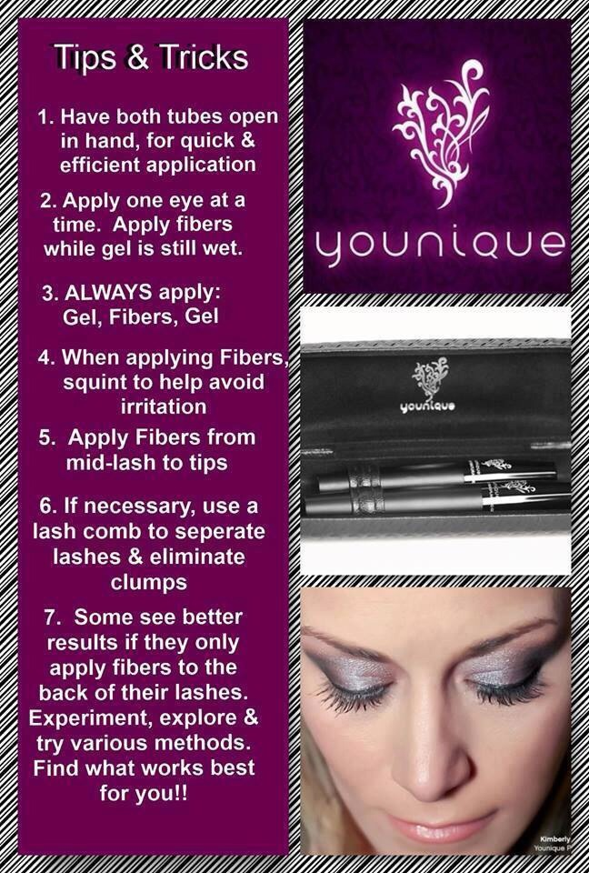 Here are tips and tricks to help you achieve your perfect 3D fiber lashes mascara look
