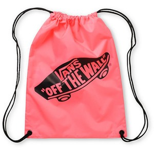 Bring a drawstring bag to hold all of your things in. Also, you may want to re-enforce the straps with duct tape or double knot them since they break easily. You can bring book bags too but they're much more inconvenient (too heavy & big)