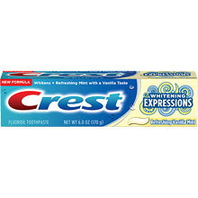 use non-gell toothpaste