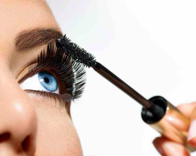 Put on one last coat of mascara when your last coat is dry