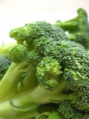 Broccoli  Why It's Important: Broccoli is surprisingly high in iron, which is needed in the first trimester to form red blood cells in your baby.