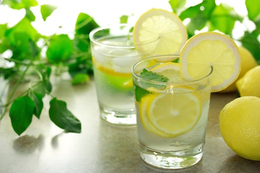 Lemon and lime drinks!!! You will need: 1 lemon 1 lime  1 glass/mug of water  Golden syrup (optional if you have a sweet tooth)