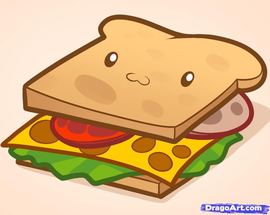 USE BREAD AND PUT UR MEATS ON UR BRED.