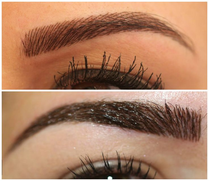 Next up, I fill in my eyebrows. I don't fill them in often but that is only because my eyebrows are naturally extremely dark.